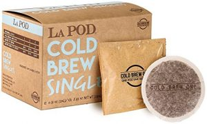 Best Pod Pack International Grounds for Cold Brew