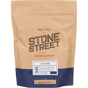 Best Stone Street Coffee Grounds for Cold Brew