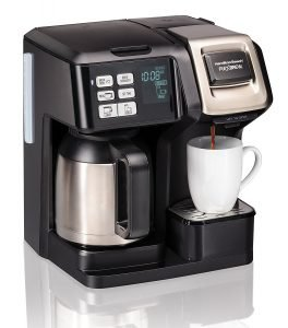 Best Hamilton Beach coffee maker for small business