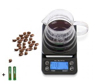 Best HuiSmart scale for coffee pour over