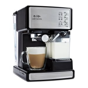 Best Mr. Coffee Cafe Barista espresso machine for home use