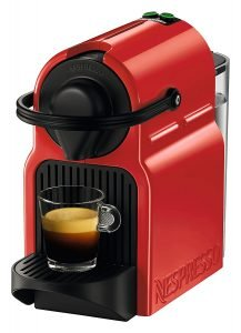 Best Nespresso Inissia espresso machine for home use