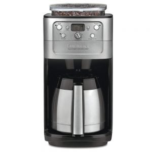 Best Cuisinart Coffee Maker With Built in Grinder